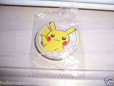 Pokemon PIKACHU  Badge PIN
