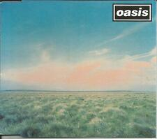Noel Gallagher OASIS Whatever 4TRX w/ 3 UNRELEASED CD Single SEALED USA Seller