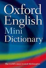 Oxford English Mini Dictionary - Paperback Book