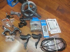 SHIMANO ULTEGRA 6800 172.5 52/36 11-28 GROUP GROUPPO  BUILD KIT 11 SPEED DOUBLE