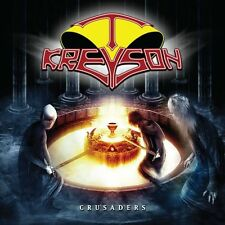 KREYSON - Crusaders / New CD 2011 Re-issue / Czech Republic Power Metal
