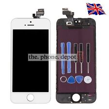 For iPhone 5 Full LCD Touch Screen Digitizer Display Assembly Replacement White