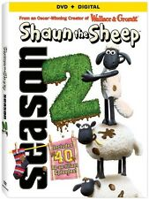 Shaun The Sheep: Season 2 (2016, REGION 1 DVD New)