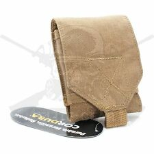 Tan FDE Tactical Mobile/Iphone/Smart Phone Pouch Bag Case Holster w/Molle Straps