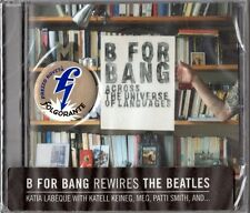 B FOR BANG ACROSS THE UNIVERSE OF LANGUAGES - CD NUOVO SIGILLATO THE BEATLES
