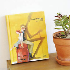 Daddy Long Legs by Jean Webster Illustrated ENGLISH Text Book Hard Cover Story