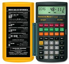NEW Calculated Industries 4054 Construction Master 5 En Espanol Calculator