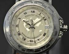 Raymond Weil Parsifal Gmt Mens Automatic Chronometer REF 2992 stainless steel