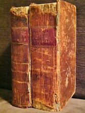 The Works of Robert Burns 1814-15, Volume I & IV Account of His Life & Reliques