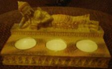 Latex Craft Mould To Make Laying Buddha Candle Holder Art & Crafts Hobby
