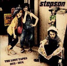 STEPSON The Lost Tapes 1972-1974 CD Unreleased Tracks Vintage Rock detroit rock