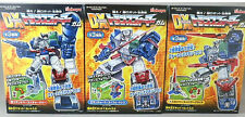 NEW* Fortress Maximus Kabaya Transformers DX gum model kit set of 3 takaratomy