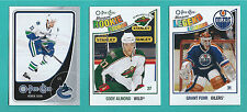 2010-11 O-Pee-Chee Hockey Cards - You Pick To Complete Your Set