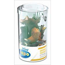 Papo Mini Tub Wild (set 1) - Tubs 1) Kids Toy Animal Figurines Figures