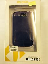 HTC Wildfire Extreme TPU Shield Case in Purple XC-TPHTCWPU Brand New & Original.