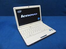 "Lenovo IdeaPad S10 10.1"" Netbook/Laptop Intel Atom 1.60GHz 512MB RAM 80GB HDD"