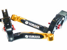 YAMAHA R1 2004-2008 BRAKE & CLUTCH FOLDING EXTENDING LEVERS ROAD RACE LASER S14i