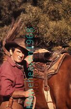 ROD TAYLOR VINTAGE 35MM SLIDE TRANSPARENCY 410 NEGATIVE PHOTO