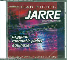 The Music of Jean Michel Jarre (2001) CD NUOVO Oxygene. Equinoxe. Orient express