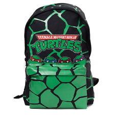 Nouveau officiel teenage mutant ninja turtles grand sac à dos/sac à dos/sac d'école