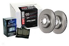 Front Brake Rotors + Pads for 2003-2009 Toyota 4RUNNER [338mm Frt Disc]