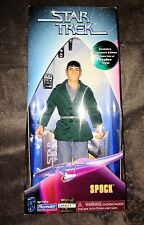 "Playmates 9"" Star Trek Kay Bee Toys Exclusive Figure SPOCK City Edge Forever MIB"