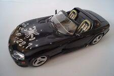 Bburago Burago maqueta de coche 1:18 Dodge Viper rt/10 signo del zodíaco cáncer
