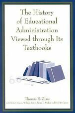 The History of Educational Administration Viewed Through Its Textbooks-ExLibrary