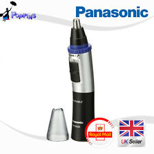 New Genuine Panasonic ER-GN30 Nose Ear  Hair Trimmer Wet Dry ER-GN30