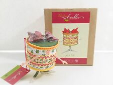 Krinkles Fruit Cake Ornament Box Dept 56 Patience Brewster 4 Inches Tall