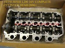 mitsubishi L200 Motore 4D56 2.5 DiD KB4T 06+ COMPLETO TESTATA NUOVO