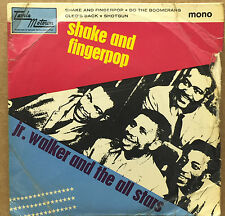 "JR.WALKER & The All Stars-Shake And Finger-7"" Vinyl 45rpm Record-TME 2013-1965"