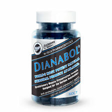 HI TECh PHARMACEUTICALS DIANABOL 60ct Hi-Tech New Version