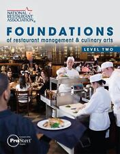 Foundations of Restaurant Management and Culinary Arts : Level 2 by National...