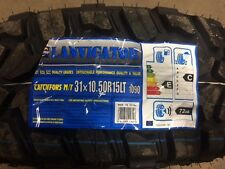 "4 BRAND NEW Lanvigator 31X10.5R15 LT ""Catchfors M/T"" *BEST PRICES* FREE SHIPPING"
