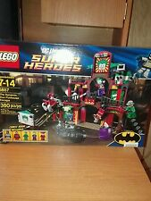 Lego 6857 Super Heroes The Dynamic Duo Funhouse Escape   NEW  NIB