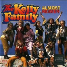 CD The Kelly Family- almost heaven 724385455629