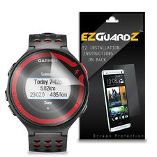 4X EZguardz LCD Screen Protector HD 4X For Garmin Forerunner 220 (Ultra Clear)