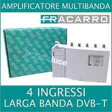 Fracarro 235108  MBX5740LTE AMPLIFICATORE E MISCELATORE DVB-T 4in40dB/35-36 LTE