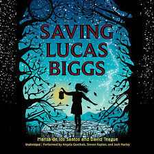 Saving Lucas Biggs by Marisa de los Santos (2014, CD, Unabridged)