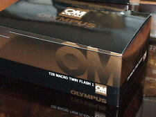 OLYMPUS OM T-28 TTL MACRO TWIN FLASH 1 NEW IN BOX