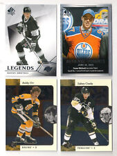15/16 SP OILERS CONNOR MCDAVID AUTHENTIC MOMENTS CARD #153