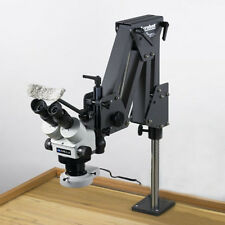 Newest Microscope Jewelry Inlaid Stand Multi-Directional For Micro-Setting Tools