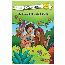 Adam and Eve in the Garden (I Can Read! / The Beginner's Bible), , Good Book