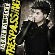 ADAM LAMBERT Trespassing CD BRAND NEW 17 Tracks