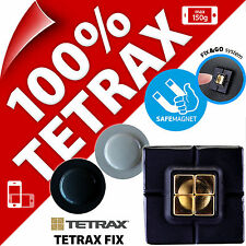 NUOVO TETRAX FIX Supporto Magnetico AUTOMOBILE per iPhone 4 5S 6 Cellulare Smart Phone GPS