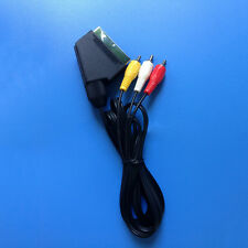 For Nintendo Entertainment System (NES) AV SCART Video 1.8M Hot Lead Cord Cable