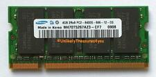 Samsung 4GB PC2-6400 DDR2-800MHz SODIMM MACBook Pro