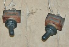 1993-96 Skidoo Formula Z 583 Thumb Warmer Hand Warmer Switches Set of 2 SS MX F