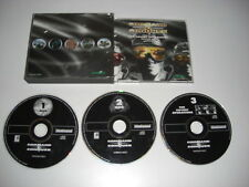 Command & and Conquer + The COVERT OPERATIONS Add-On Expansion Pack Pc nm C&C